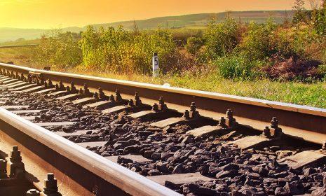 sunset-train